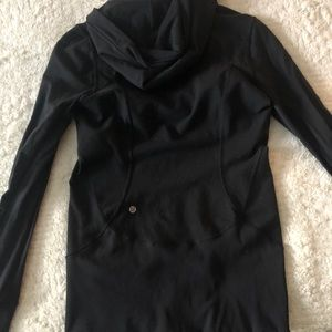 Black define jacket